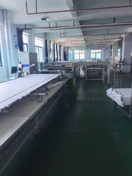 ZHONGSHAN WEIYANG LIGHTING TECHNOLOGY CO., LTD. 工場生産ライン